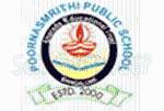 Poorna Smriti Public School - logo