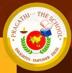 Pragathi The School - logo
