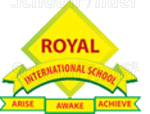Royal International Public School - logo