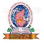 Sri Devraj Urs International Residential School - logo