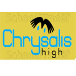 Chrysalis High School - logo