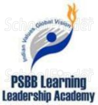 PSBB Learning Leadership Academy - logo