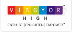 Vibgyor High Haralu Road - logo