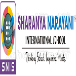 Sharanya Narayani International School - logo