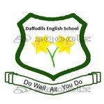 Daffodils English School - logo