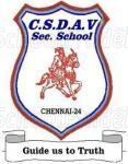 Chatrapati Shivaji DAV School - logo