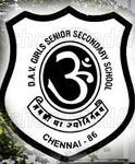DAV Girls Senior Sec School - logo