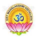 GRT Mahalakshmi Vidyalaya - logo