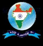 Kavi Bharathi Vidyalaya - logo