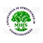 Maharishi Vidya Mandir Chennai - logo