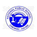 National Public School Chennai - logo