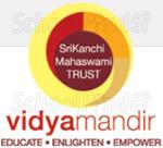 Sri Kanchi Mahaswami Vidhya Mandir - logo