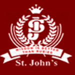 St John's Senior Secondary School - logo