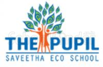 The Pupil - Saveetha Eco School - logo