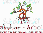 Akshar Arbol International School - logo