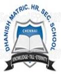 Dhanish Matriculation Higher Secondary School - logo