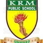 KRM Public School - logo