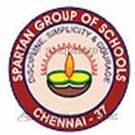 Spartan International School - logo