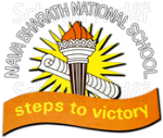 Navbharat National School - logo