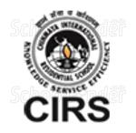 Chinmaya Vidyalaya Coimbatore - logo