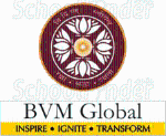 BVM Global School - logo