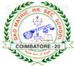 GKD Matric Higher Secondary School - logo