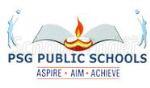 PSG Public School - logo