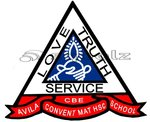 Avila Convent Matriculation Higher Secondary School - logo