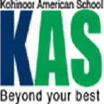 Kohinoor American School - logo