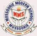 Mussoorie Modern School - logo