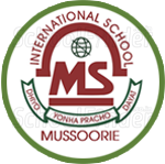 Mussoorie International School - logo