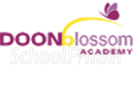 Doon Blossoms School - logo