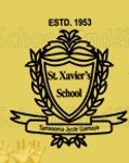 St Xavier's School Dehradun - logo
