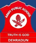 Army Public School Clement Town - logo