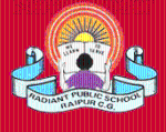 Radiant Public School - logo