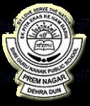 Shri Guru Nanak Public School Premnagar - logo