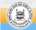 Shri Guru Ram Rai Public School Bindal - logo