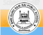 Shri Guru Ram Rai Public School Rishikesh - logo