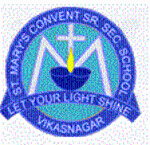 St Mary's Convent Senoir Secondary School - logo