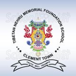 Tibetan Nehru Memorial Foundation School - logo
