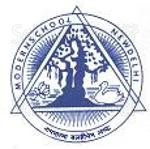 Modern School Barakhamba - logo