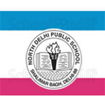 North Delhi Public School - logo