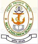 Navy Children School - logo