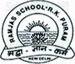 Ramjas School RK Puram - logo