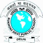 Rukmini Devi Public School Pitampura - logo