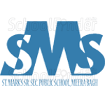 St Mark's Senior Secondary Public School Janakpuri - logo