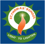 St Thomas Girls Senior Secondary School Mandir Marg - logo
