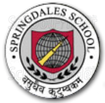Springdales School Dhaula Kuan - logo
