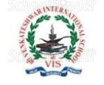 Venkateshwar International School - logo