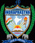 Indraprastha International School - logo